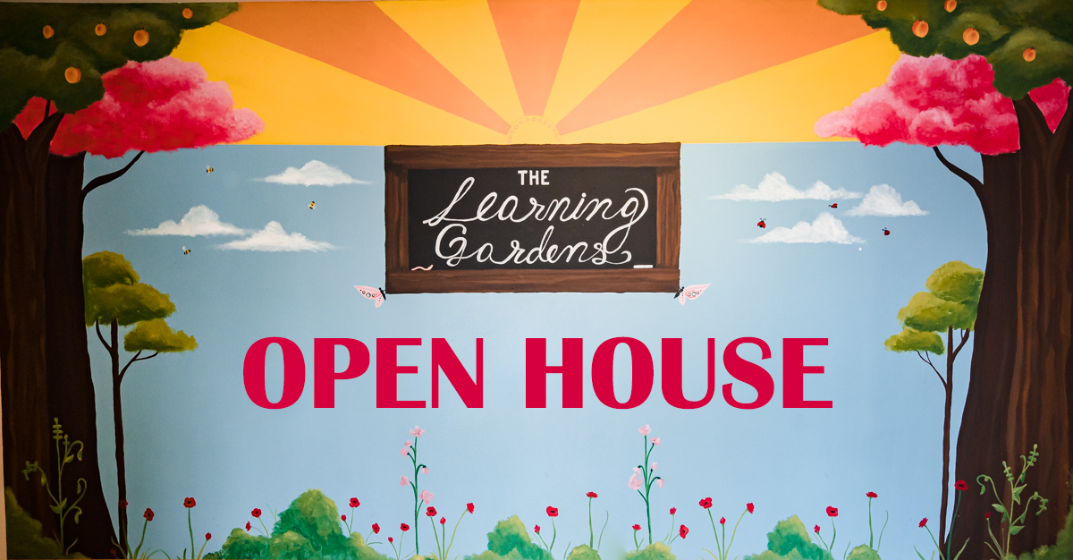 The Learning Gardens Open House